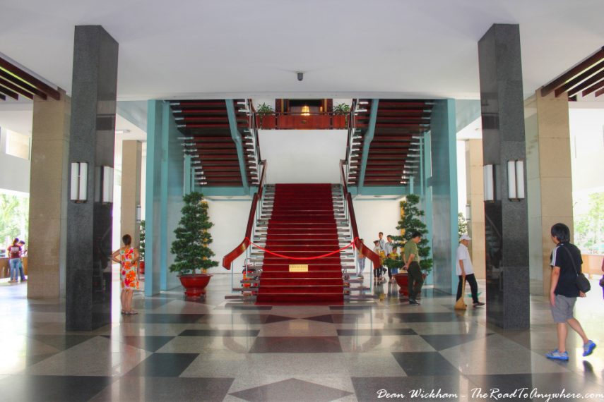 Reunification-Palace-Entrance-Stairs