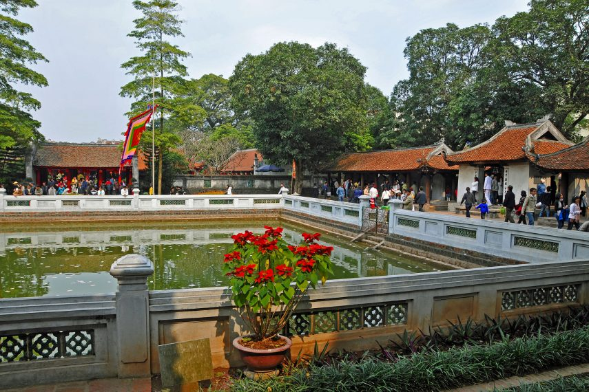 Thien Quang well