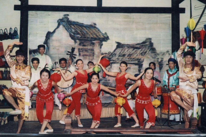 Hoi An traditional performance
